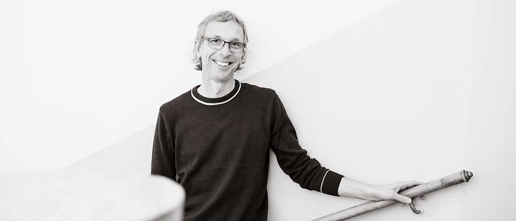Kocken och föreläsaren Peter Streijffert